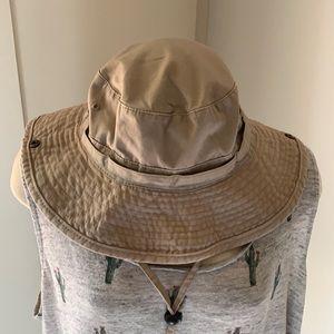Khaki Sun Hat